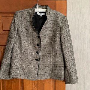 Jones Studio tweed jacket